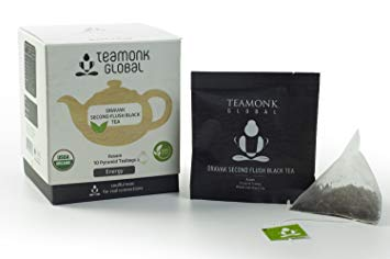 Teamonk Assam Organic Black Tea