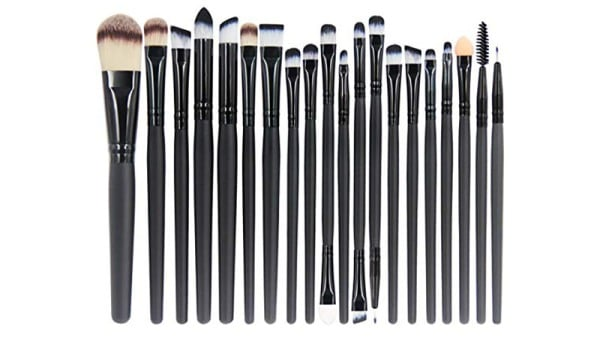 EmaxDesign 20 Piece Makeup Brush Set