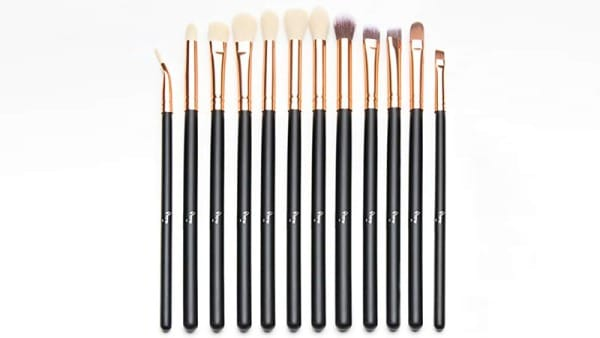 Qivange Eye Brush Set