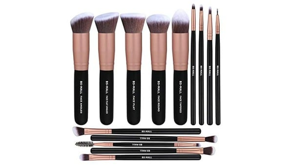 BS-MALL 14 Piece Makeup Brush Set