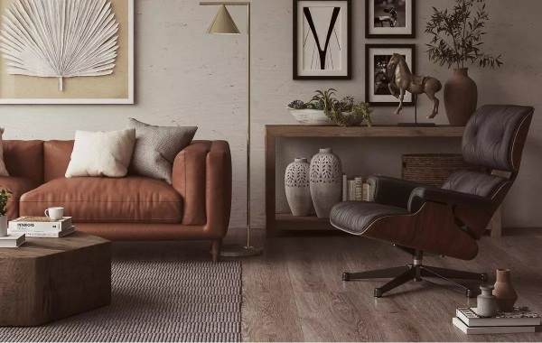 2021 Living Room Paint Colors Brown 1