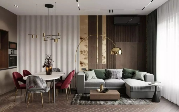2021 Living Room Paint Colors Brown 3