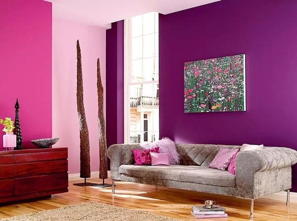 2021 Living Room Paint Colors Magenta 1