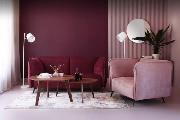 2021 Living Room Paint Colors Magenta 3