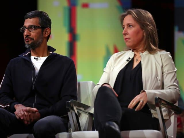YouTube CEO Susan Wojcicki is likely one of the busiest people at Google, and she has the straightforward, streamlined wardrobe to go along with it.