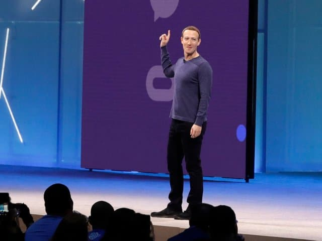 Facebook CEO Mark Zuckerberg has worn the same thing every day for nearly a decade, but