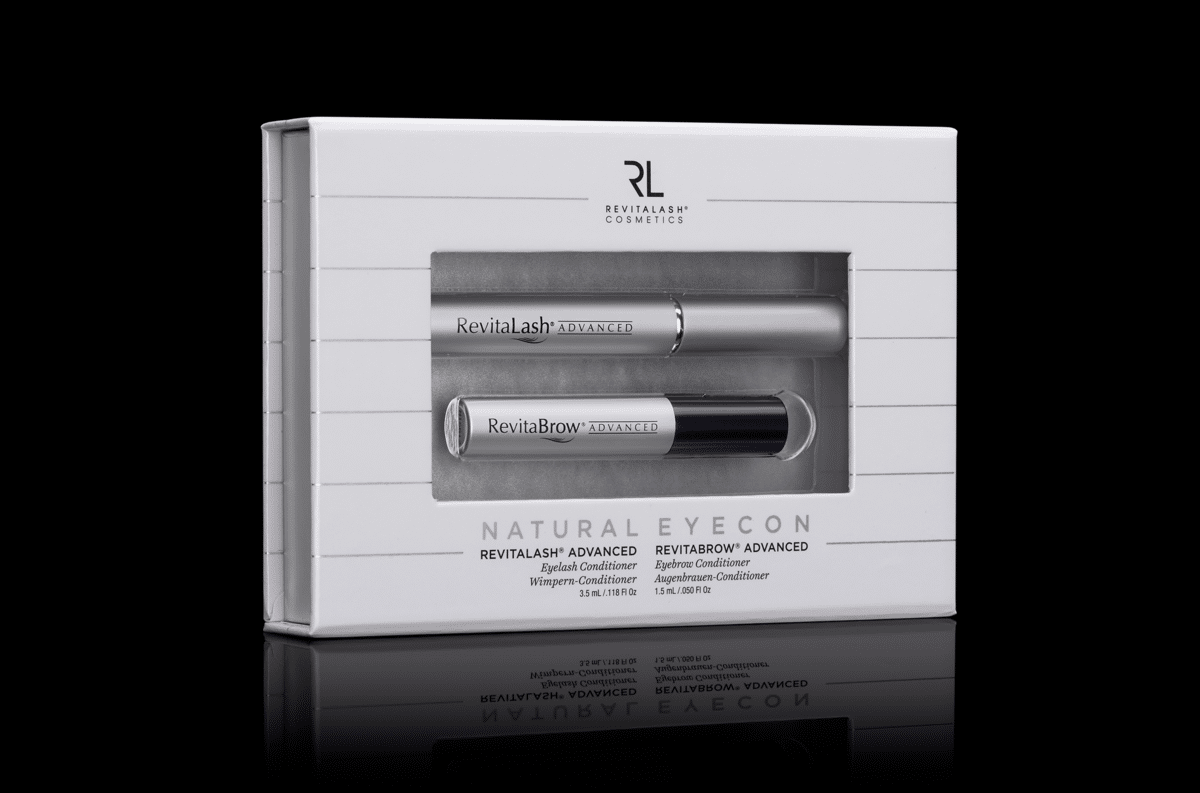 NATURAL EYECON GIFT SET - Eyelash & eyebrow conditioners