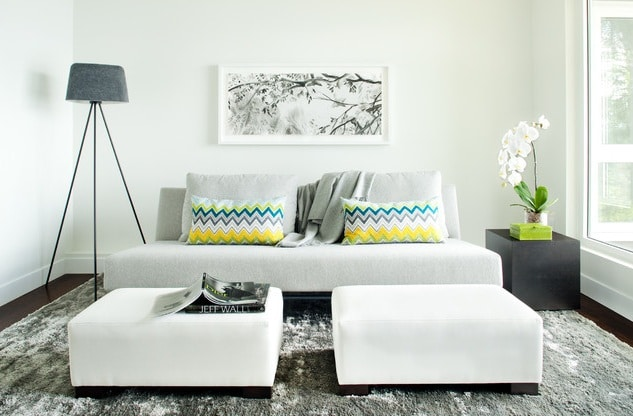 Choose Furniture with a Lightweight Appearance