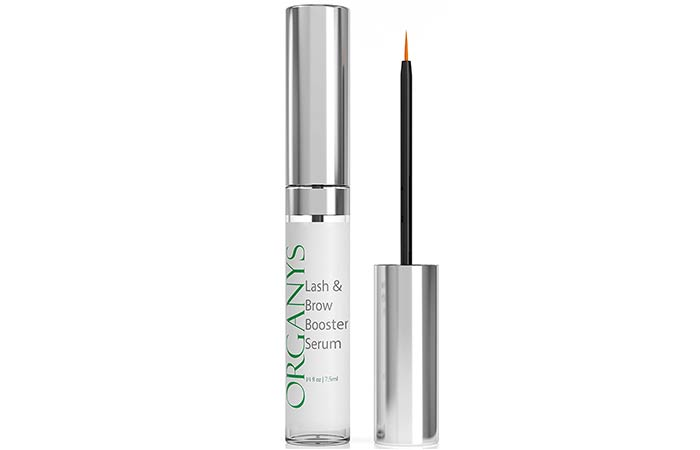 Eyelash Growth - Organyc Eyelash & Eyebrow Growth Serum