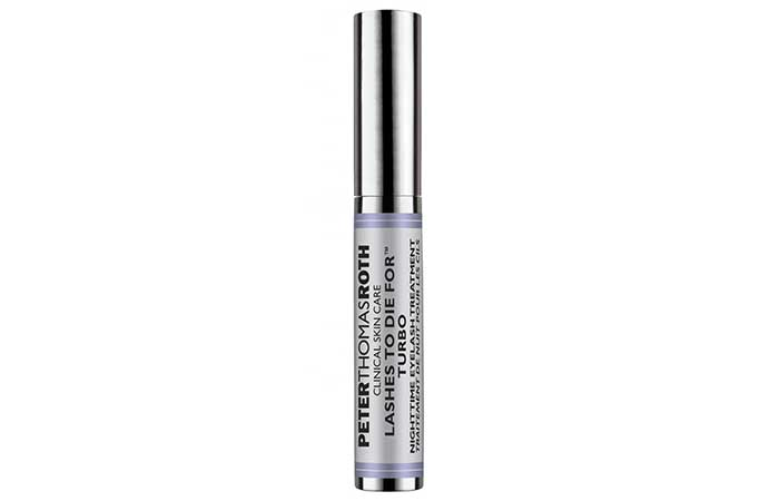 Eyelash Growth - Peter Thomas Roth Lashes To Die For Turbo Nighttime Eyelash Treatment