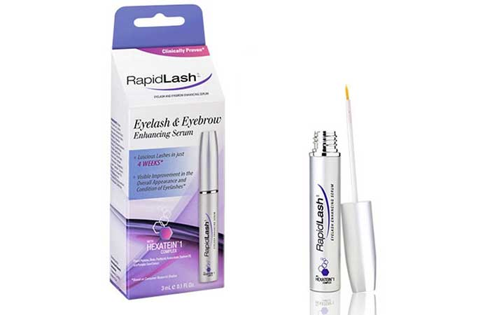 Eyelash Growth - Rapidlash Eyelash & Eyebrow Enhancing Serum