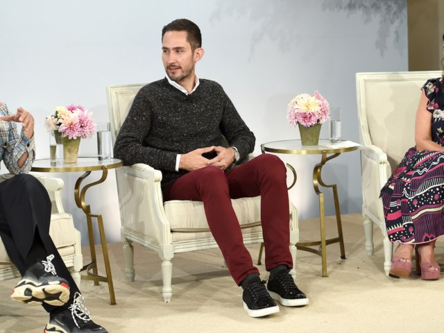 Instagram CEO Kevin Systrom is one of the most put-together and fashionable people in Silicon Valley, and he's actually spoken out against sloppy dressing in the past.