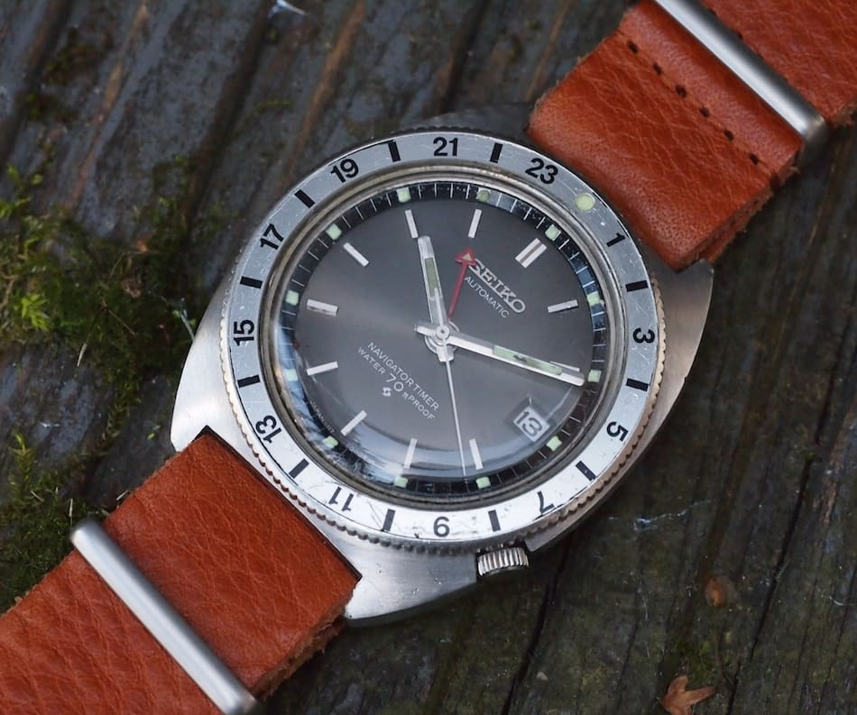top Vintage Seiko watches you should buy now - Seiko Reference 6117