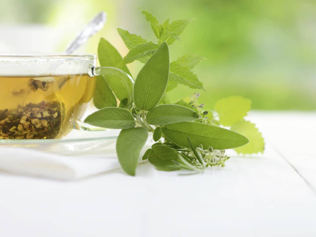 6 Ice Cube Recipes for Face - Green Tea Ice Cubes For Puffy Eyes