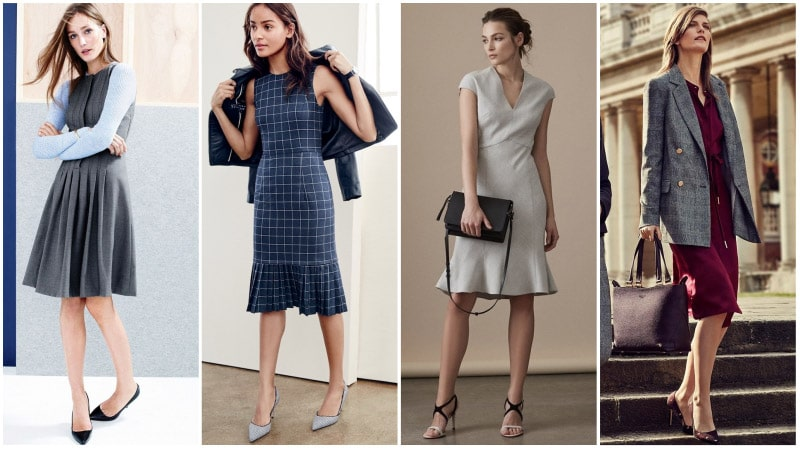 Business Attire For Women - Business Dresses