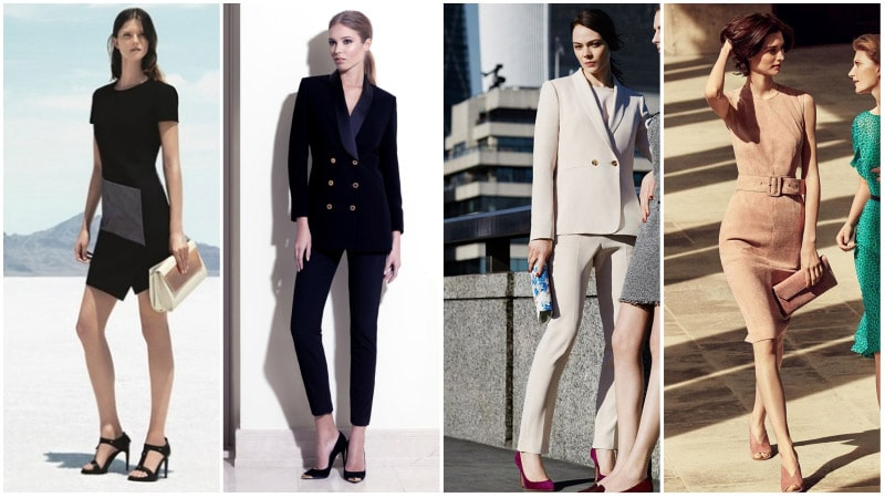 Business Attire For Women - Cocktail Business Attire