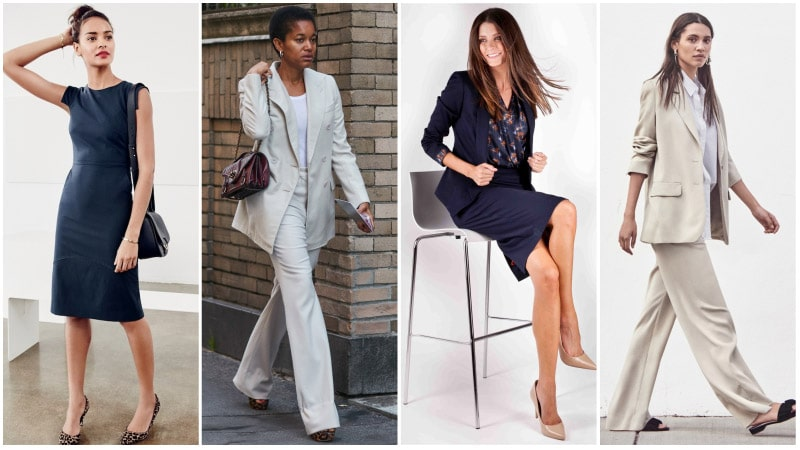 Business Attire For Women - Summer Business Attire