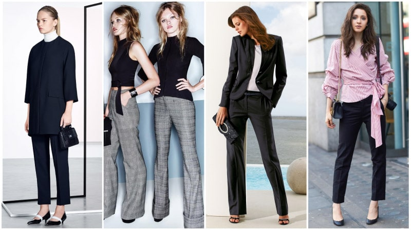 Business Attire For Women - Women's Business Pants