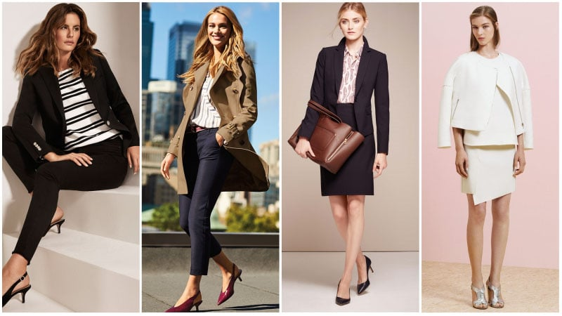 Dress Business Casual For Women - Business Casual Jackets for Women