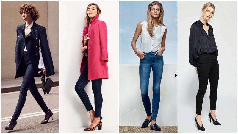 Dress Business Casual For Women - Business Casual Jeans for Women