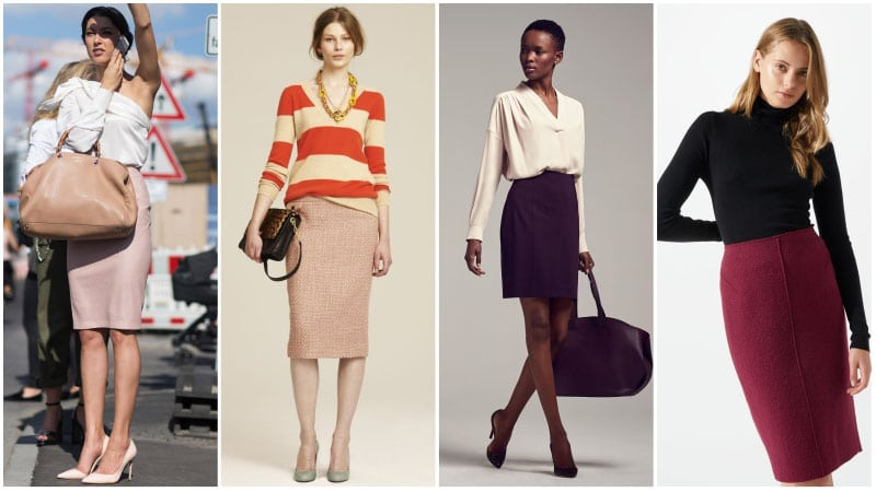 Dress Business Casual For Women - Business Casual Skirts
