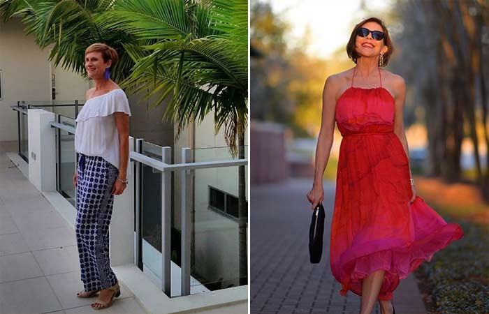 Fashion Tips For Women Over 50 – Beach Fashion