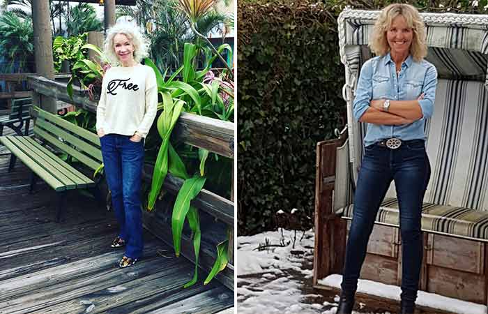 Fashion Tips For Women Over 50 – Denims For Fifties