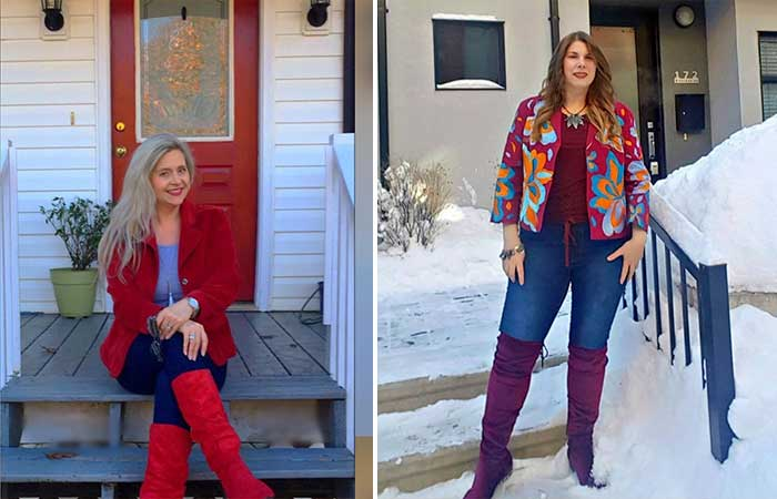 Women Over 50 Fall Fashion