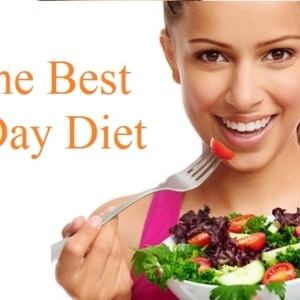 Get Rid Of Belly Fat - The Best 7-Day Diet Plan and Tips