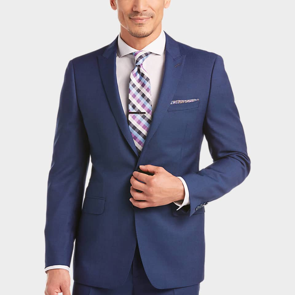Types of Suits - Fitted