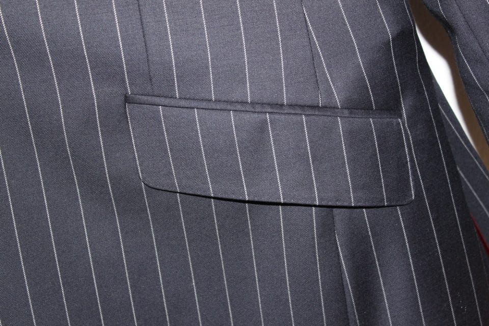 Types of Suits - Flap