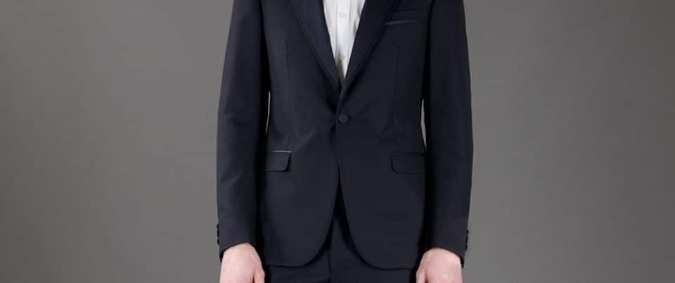 Types of Suits - Single Button