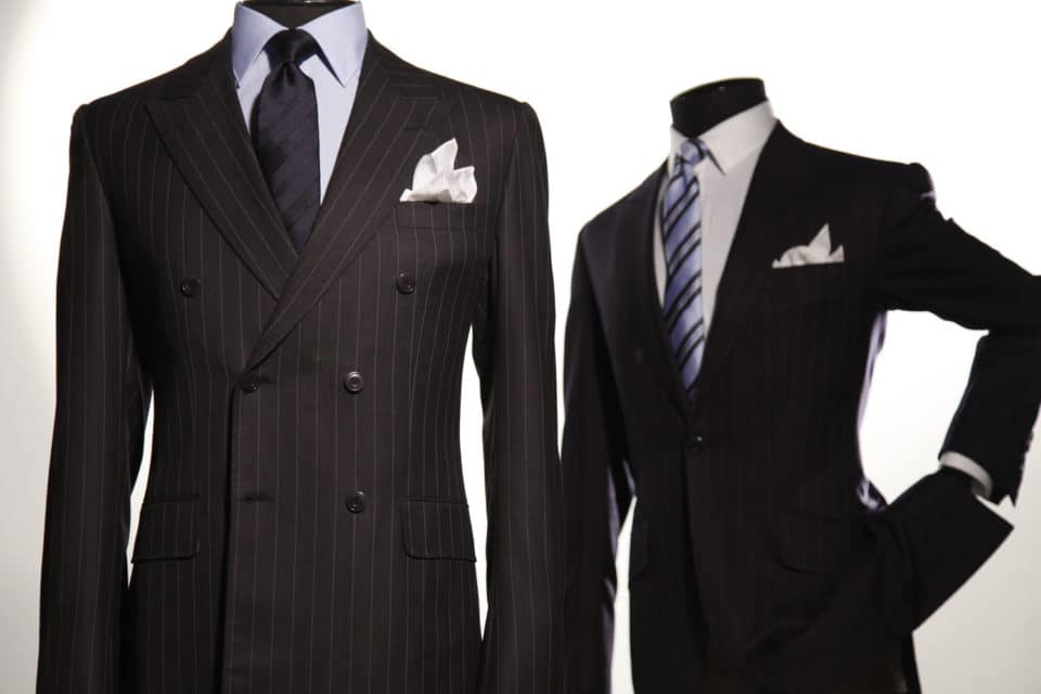 Types of Suits - Structured