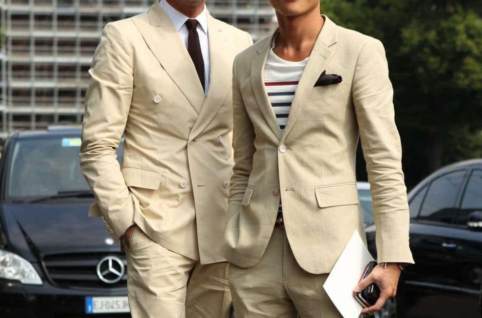Types of Suits - Suit Differences