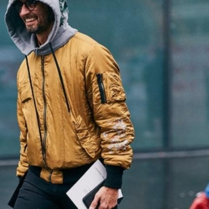 How To Wear A Bomber Jacket With Style