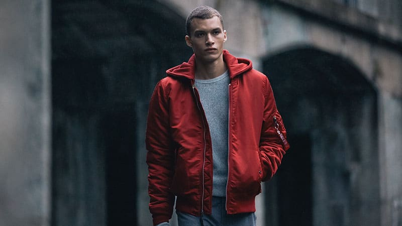 Before You Buy A Bomber Jacket - Red Bomber Jacket