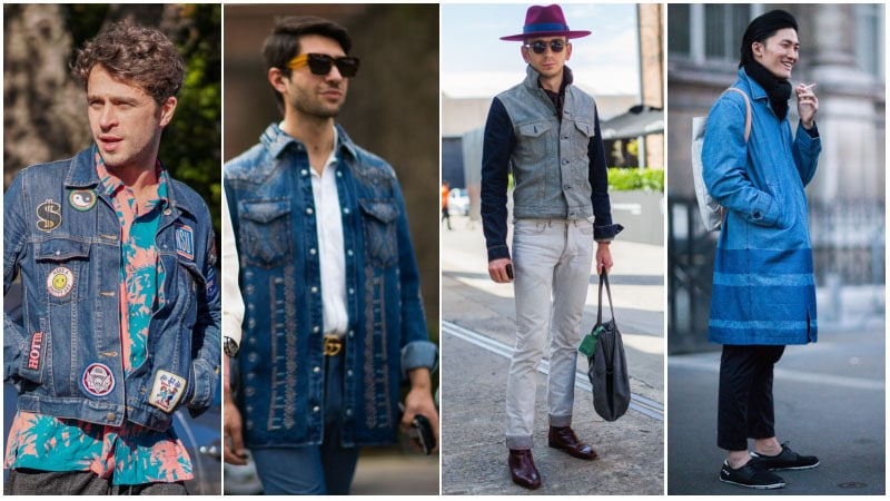 Before You Buy A Denim Jacket - Fit