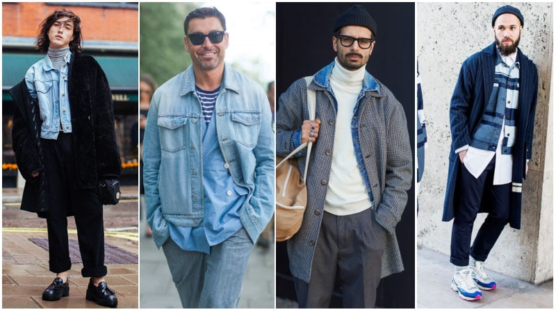 How to Layer Jacket