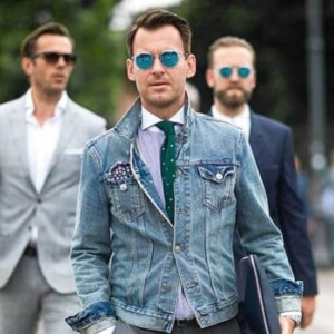 How To Wear Denim Jacket In Style