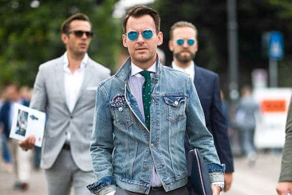 Before You Buy A Denim Jacket Know How To Wear With Style