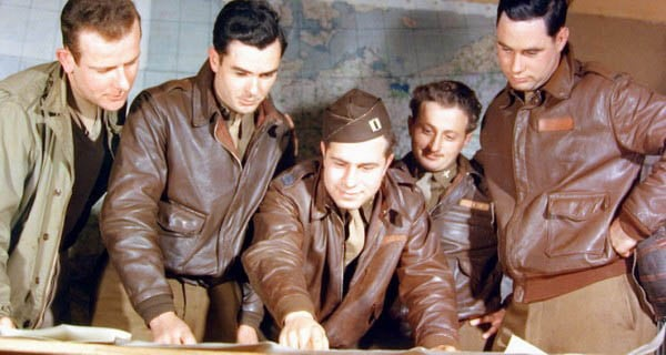 History of The Brown Leather Jacket