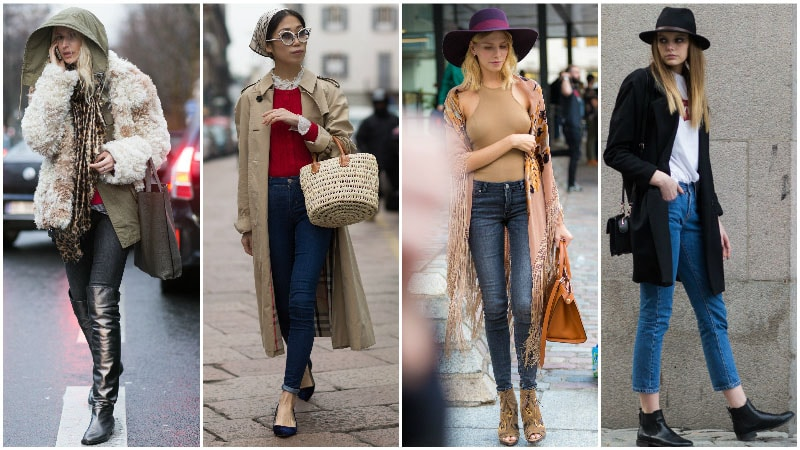 How To Wear Skinny Jeans For Women - Accessorize