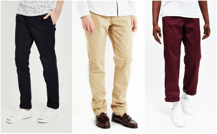 Wear Skinny Jeans - Chinos