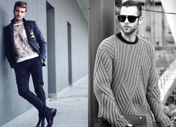 6 Ways on How To Wear Smart Casual Sweaters - 5 The Scoop Neck
