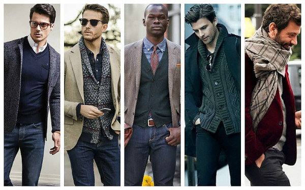 Business Casual Men Blazers
