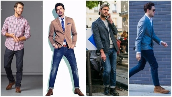 Business Casual Men Jeans