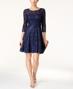 Cutest Winter Dresses - Shimmer and Shimmy