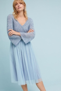 Cutest Winter Dresses - Wrapped Up for Winter