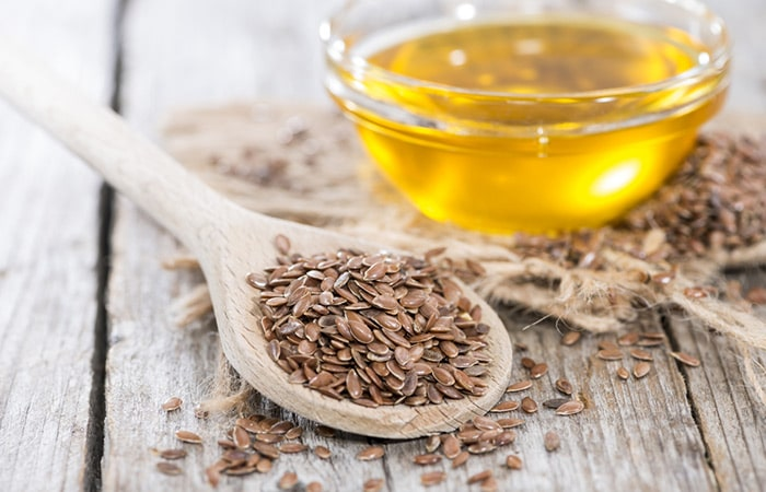 Flax Seeds For Hair Growth - Flaxseed Hair Oil