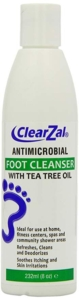 How To Make Your Feet Soft - Cleanse Feet Using Antibacterial Solution